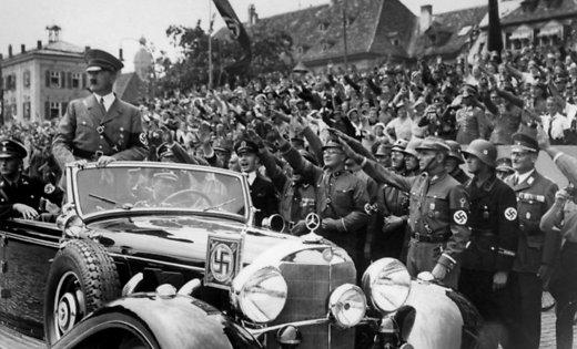 Чудовищные замыслы: что было бы, если бы Гитлер выиграл войну