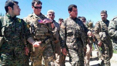 Курды - новый проект США