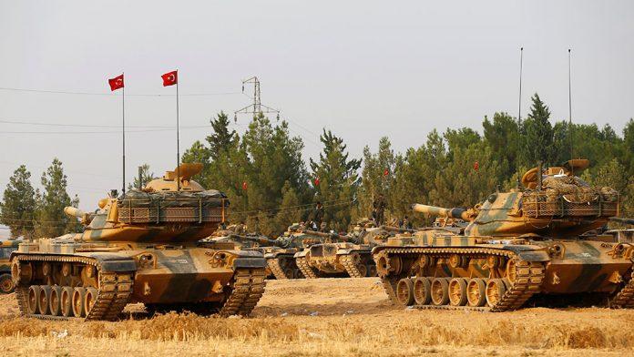 Эскалация напряженности в Сирии
