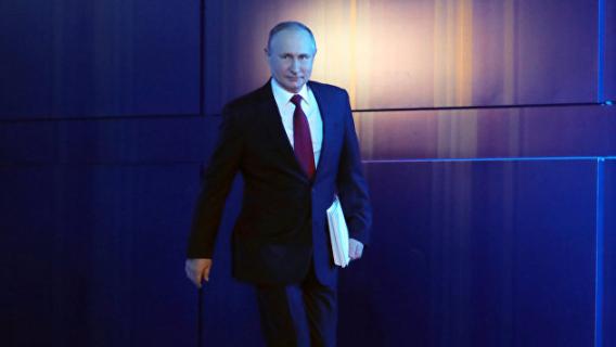 GuildHall: Владимир Путин уже не в состоянии играть роль отца нации Политика