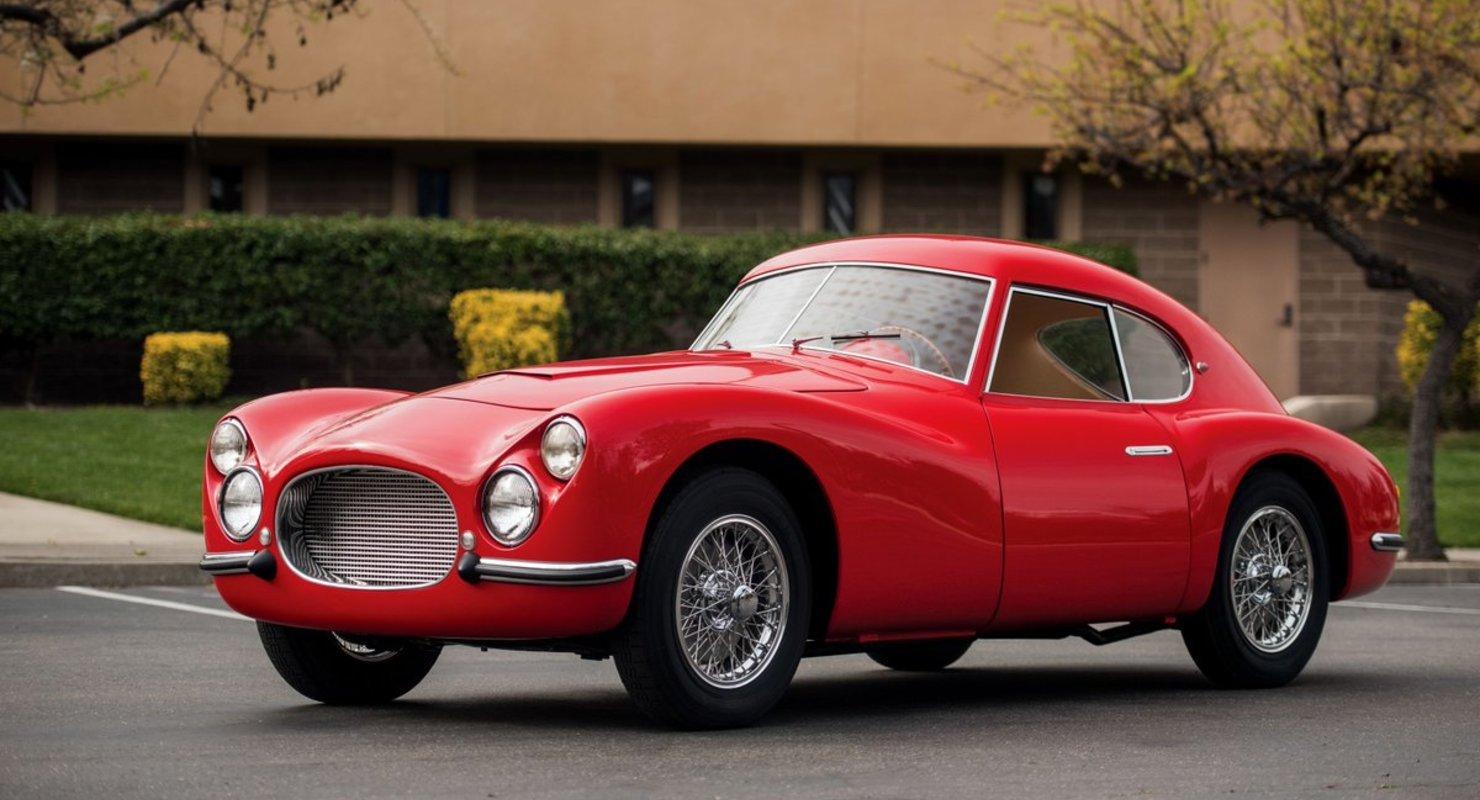 Fiat 8V — автомобиль-мечта многих коллекционеров Автомобили