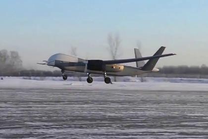 Российскому RQ-4 Global Hawk…