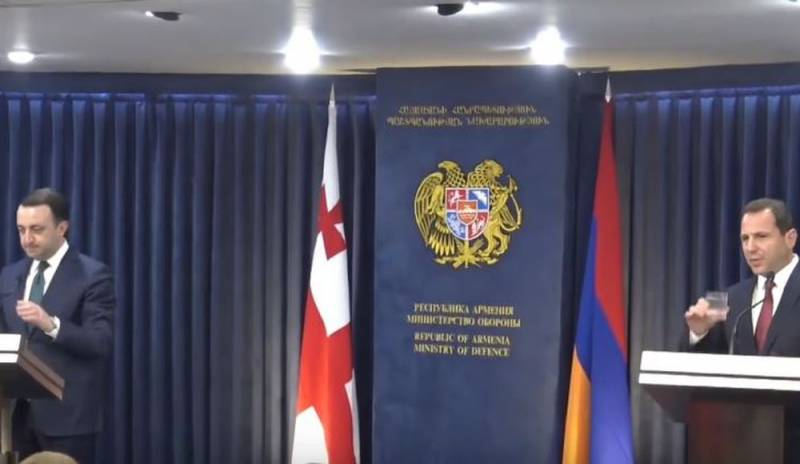 «Достойный партнер»: Армения примет участие в учениях НАТО в Грузии геополитика