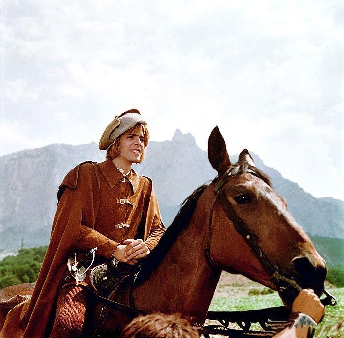 Сказочный и загадочный принц Андрей Подошьян изобразительное искусство,история кино,кино,киноактеры,моровой кинематограф,отечественные фильмы,сказки,фото,художественное кино