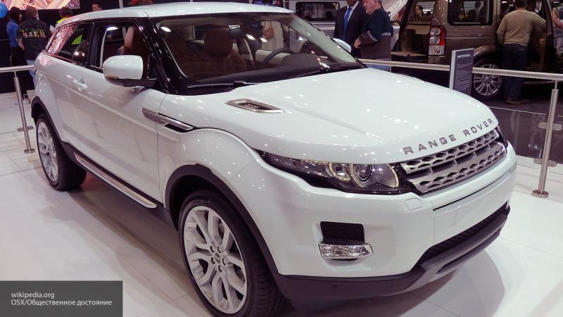 Range Rover назвал цены на обновленный Evoque