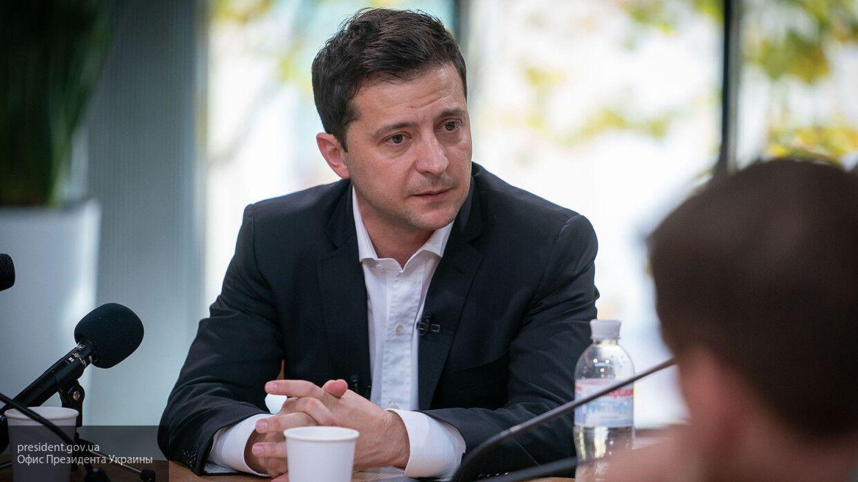 Политолог Погребинский заявил, что Зеленского запугали