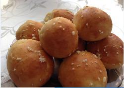 Картофельные пампушки к борщу от Михалыча