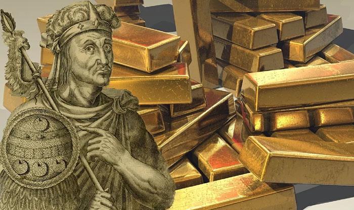 Золото ацтеков, украденное Кортесом, обнаружили при строительстве бара в Мехико