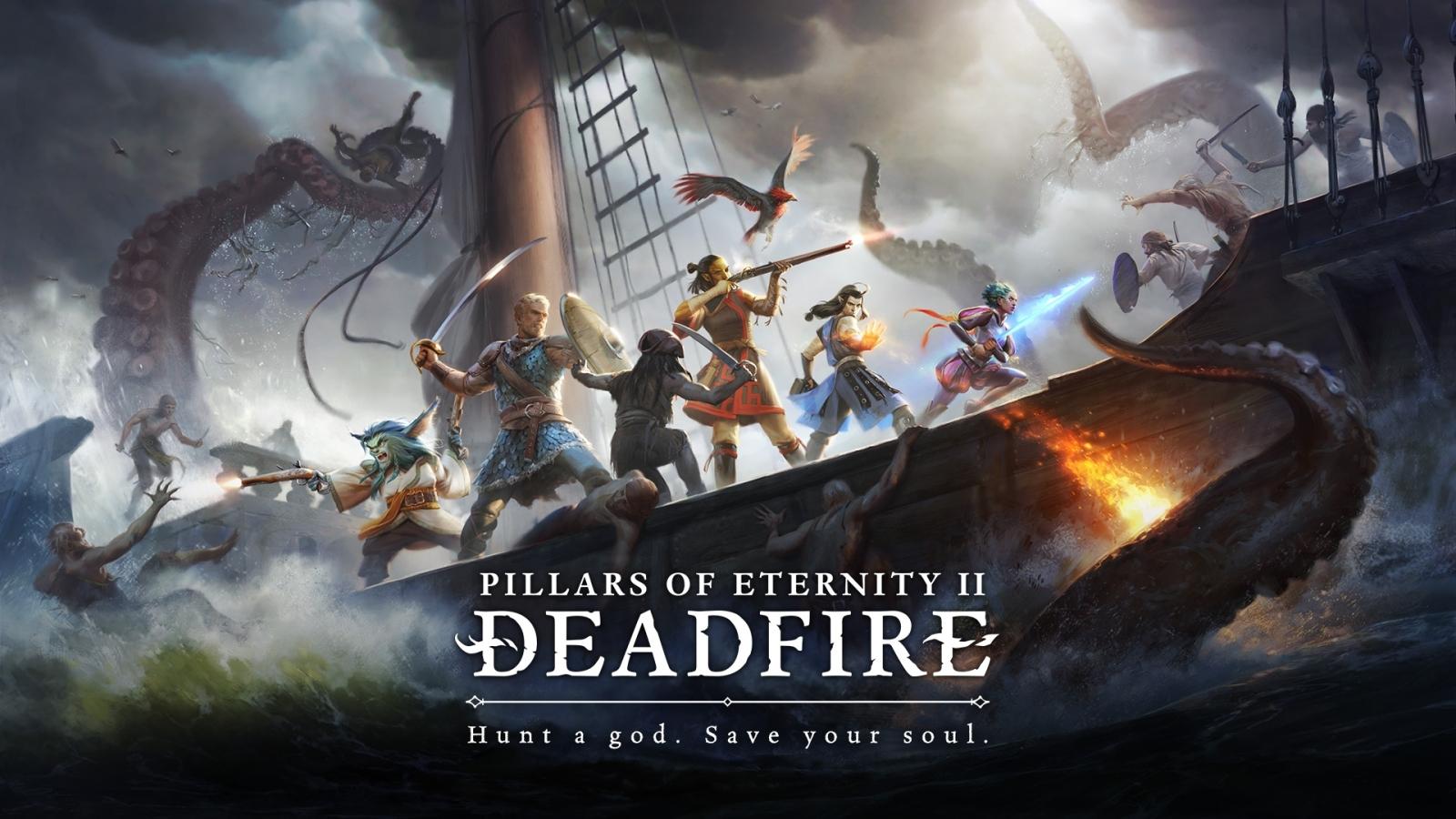 Pillars of Eternity II: Deadfire выйдет на PS4 и Xbox One 28 января action,mmorpg,pillars of eternity ii: deadfire,ps,xbox,Игровые новости,Игры