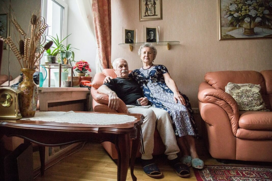 В каких квартирах живут пенсионеры в Эстонии где и как,жилье,кто,о недвижимости