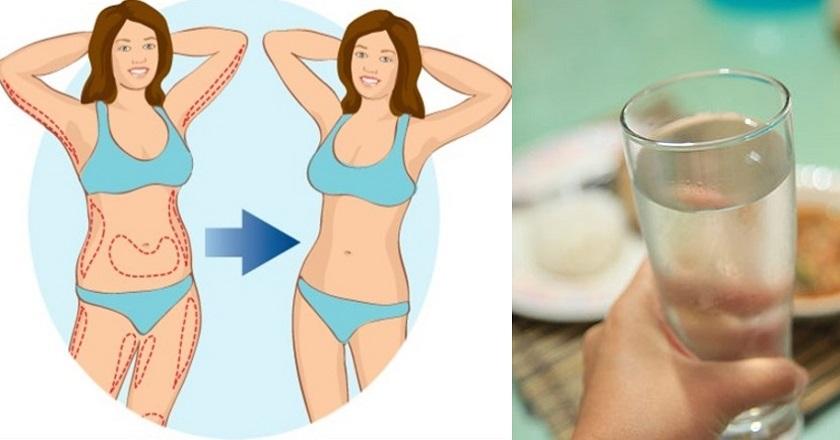 Как Можно Сбросить Вес С Помощью Воды. Как похудеть с помощью воды на 10 кг