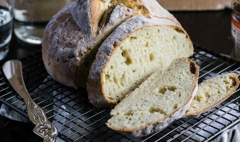 Традиционный хлеб на соде: пошаговый рецепт домашней выпечки