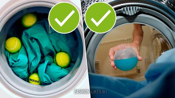 Как стирать любимый пуховик:…