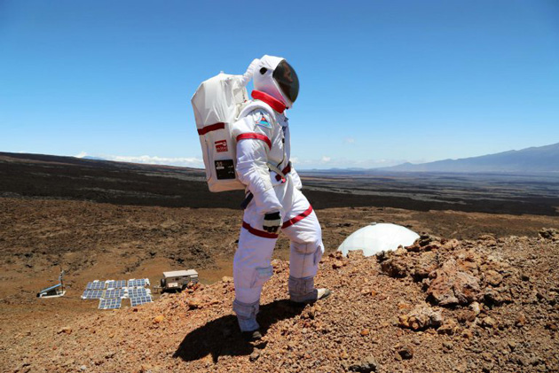 Как прогрессирует еда для космонавтов