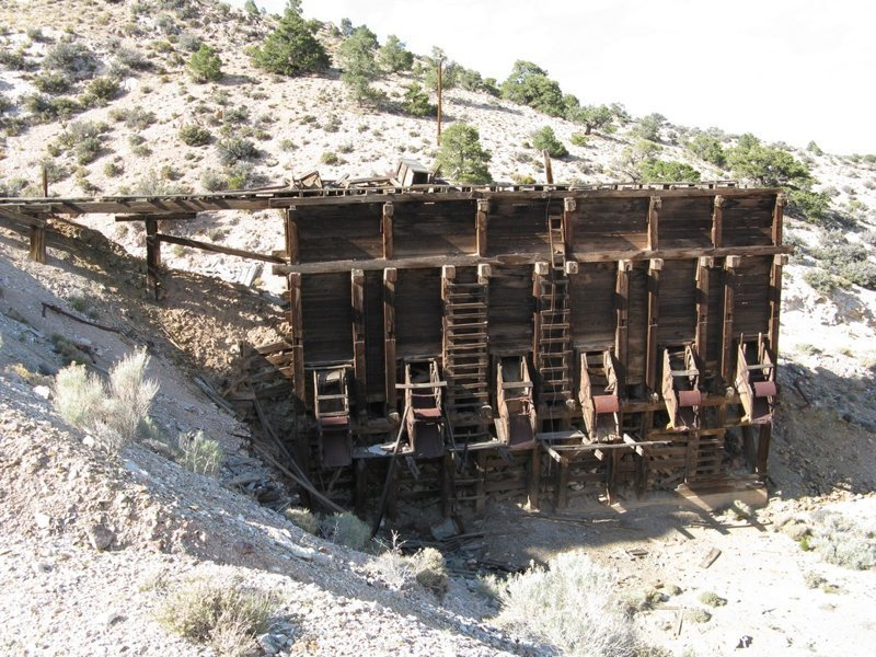 4. Горный рудник, Юта бомбоубежище, заброшки, индастриал, интересно, фото