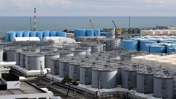 Китай и Япония обменялись критикой из-за твита про Фукусиму