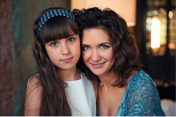 Дочь Екатерины Климовой выросла и превратилась в копию мамы