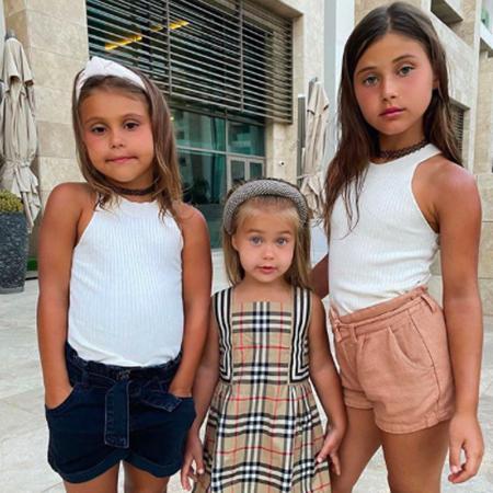 Джиган и Оксана Самойлова отдыхают в Турции вместе с четырьмя детьми Звезды,Звездные пары