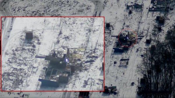 """В зоне """"АТО"""" замечено зловещее лучевое оружие, сбивающее украинские беспилотники"""