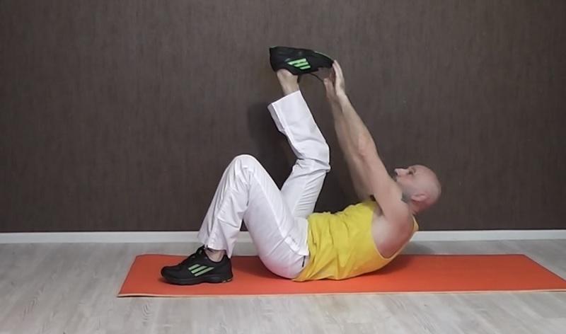 упражнения для талии и пресса