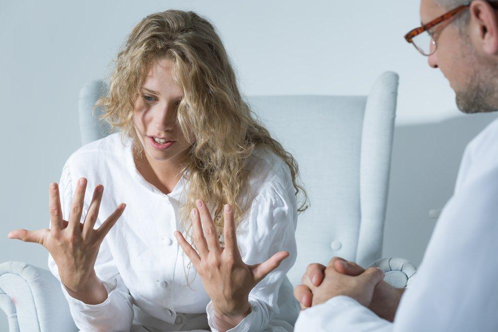 Какие психические заболевания передаются по наследству? Опасные наследственные болезни генетика,здоровье,медицина,наследственность,психические заболевания