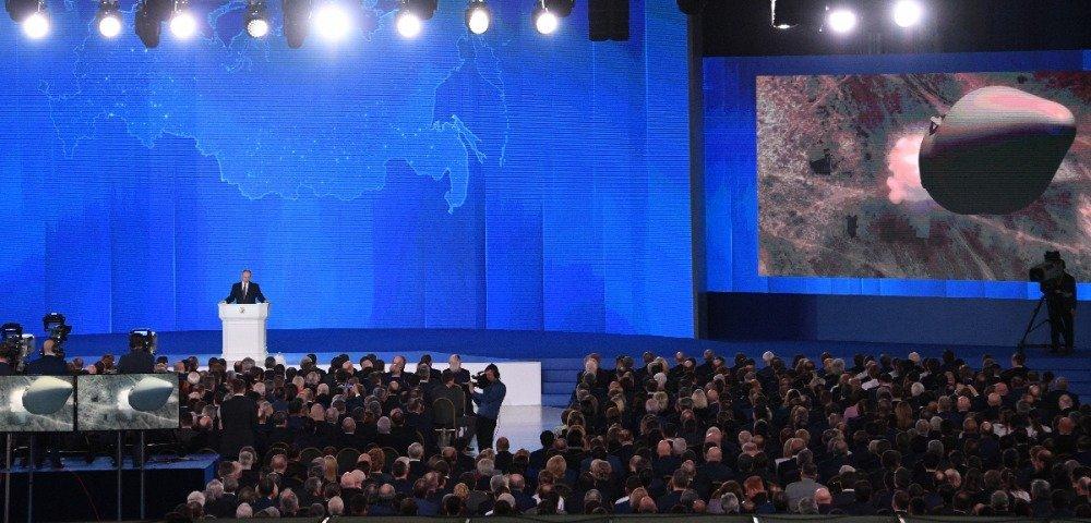 «Горыныч», «Пальмира» и «Лещ» победили в конкурсе названий для оружия Путина