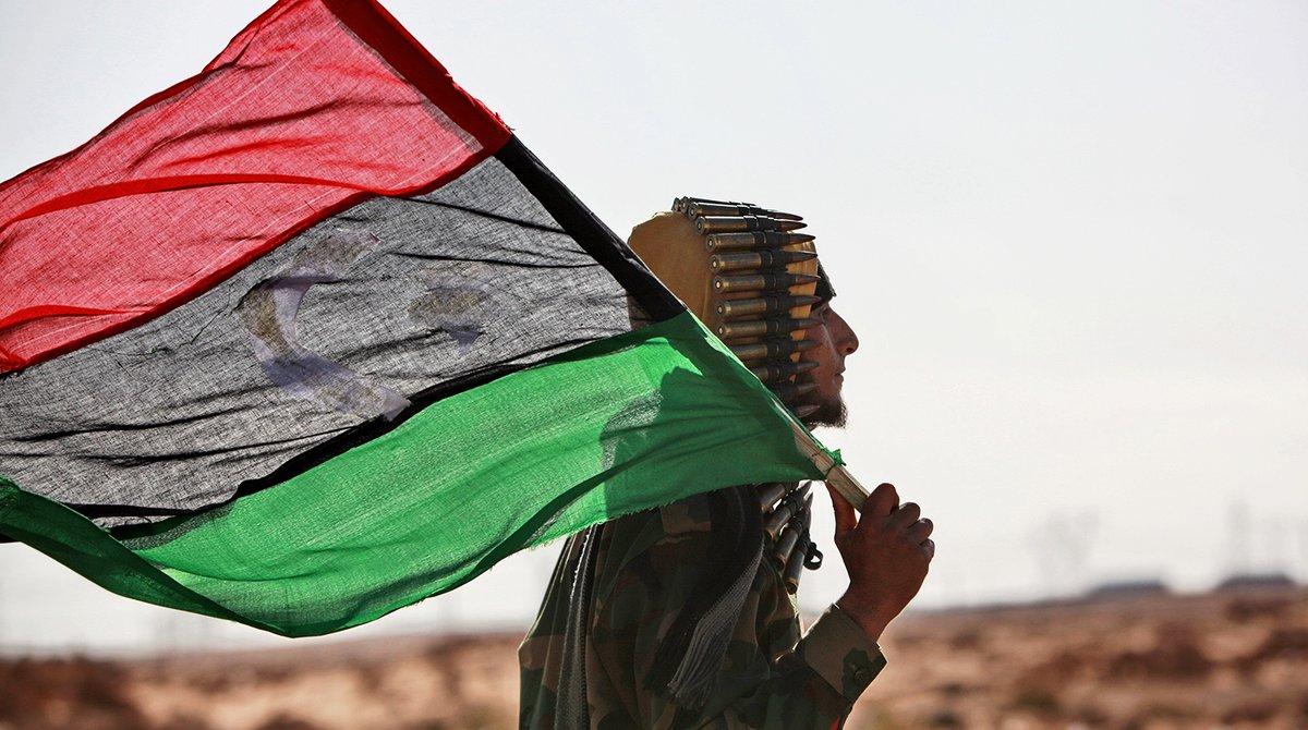 В Ливии наступило долгожданное перемирие