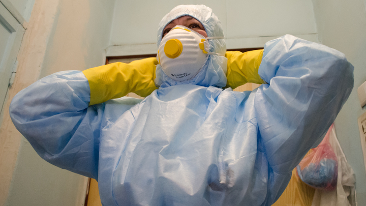 Вслед за Проценко о помощи взмолилась московская Пироговка: Госпиталь заполнен. Нужны любые руки россия