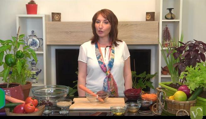 Детоксифицирующий салат для печени! Вкусно, просто и эффективно!