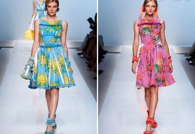 модная одежда blumarine