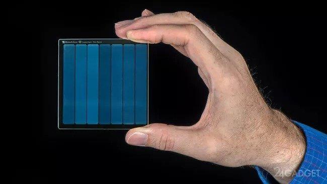 Microsoft записала на стеклянный носитель информацию объемом 75,6 ТБ
