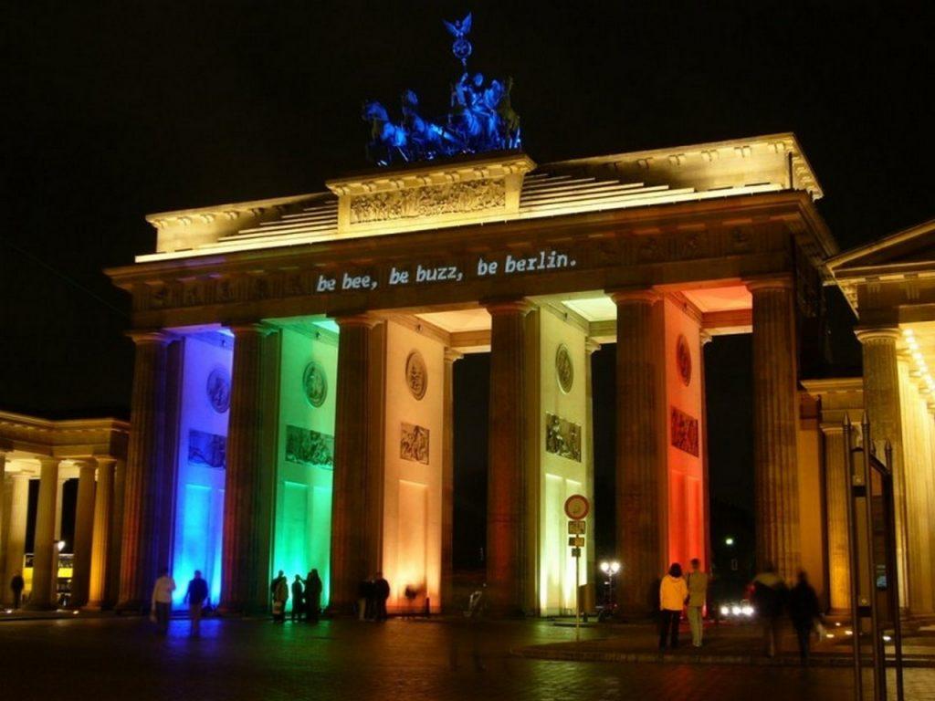 Берлинская мэрия расчеловечи…