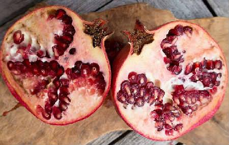 Гранат фрукт полезные ÑвойÑтва_коÑточки