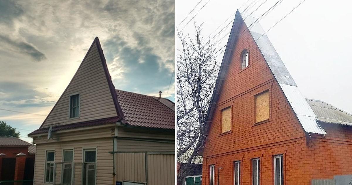 На крыше дома... Подборка о кровле