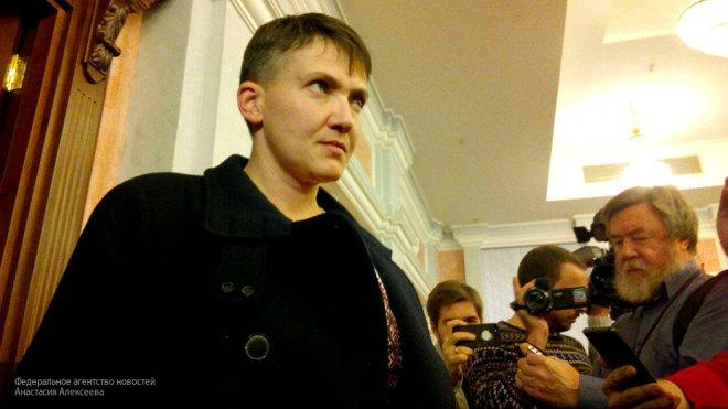 Савченко хотят оставить без депутатской неприкосновенности