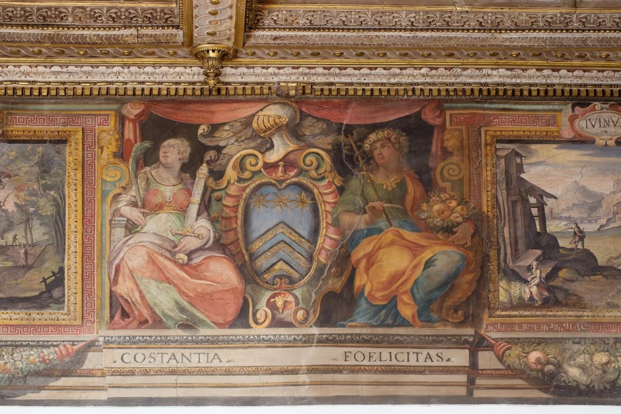 Интерьер в стиле римской аристократии