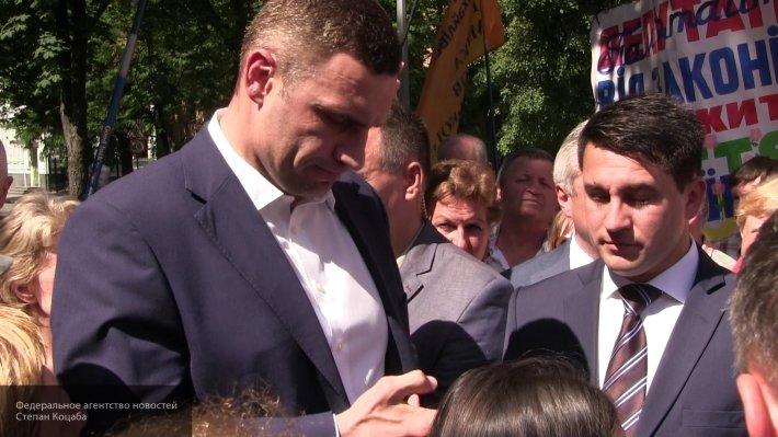 Виталий Кличко планирует баллотироваться на выборы президента Украины в 2019 году