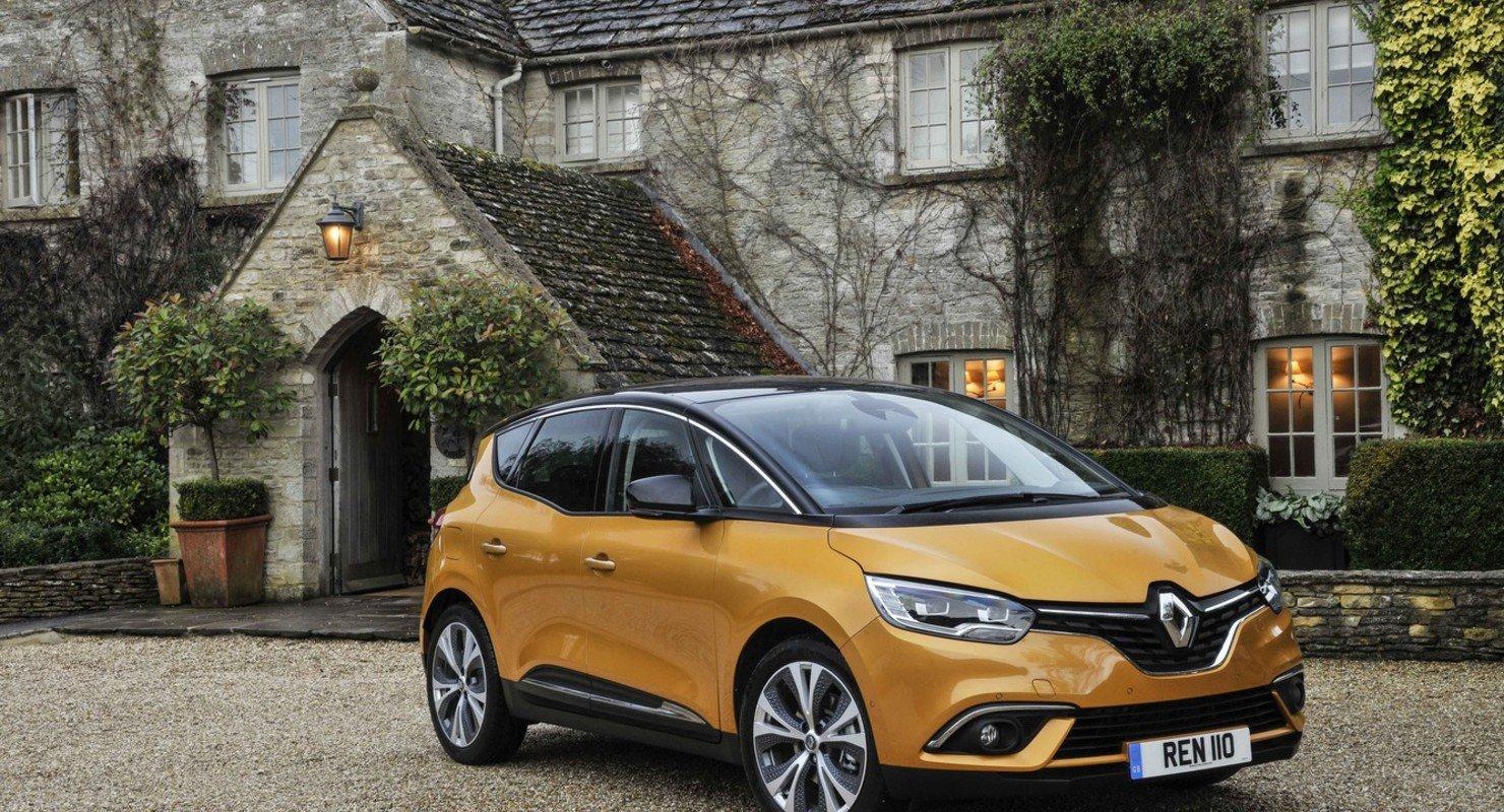 Автомобили Renault перестали быть доступными Автомобили