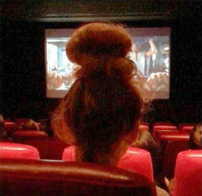 «А ведь я так хотел посмотреть этот фильм!» | Фото: Reddit.