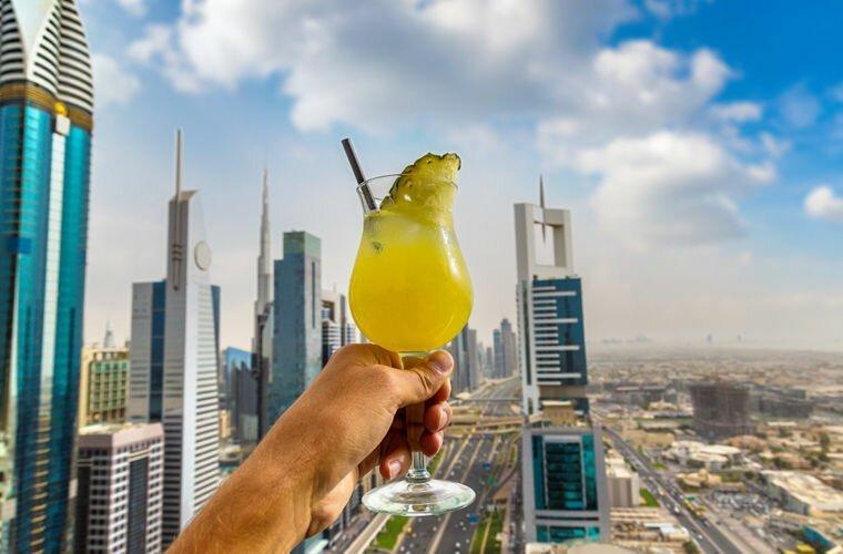Здесь не пьют и другим не дают арабские эмираты, в мире, закон, интересно, мифы, порядок, факты