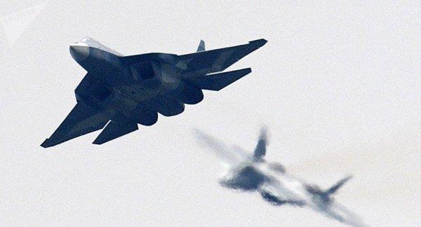 DEBKAfile: Су-57 в Сирии как…