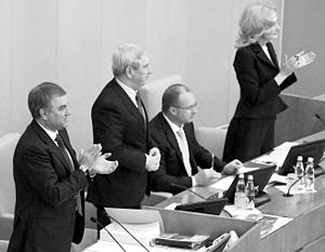 Один из депутатов Госдумы отказался поздравлять Путина с победой