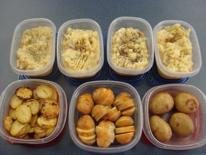 Диета 3 Картошки. 💛Как правильно употреблять картофель при похудении