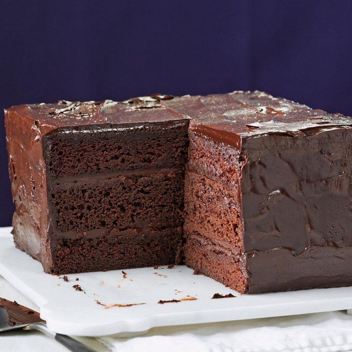 Два потрясающих варианта приготовления торта -Бомба-