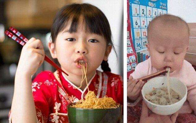 Почему в Азии едят палочками вопреки здравому смыслу? Приборами же удобнее! азия,заграница,Интересно все,история,суши,традиция,япония
