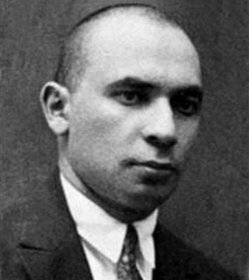 Яков Блюмкин: поэт-эсер, чекист-террорист (часть вторая)