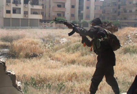 БоевикиИГ расширили зону контроля кюгу отДамаска