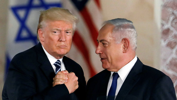 Израиль активно втягивает США в войну