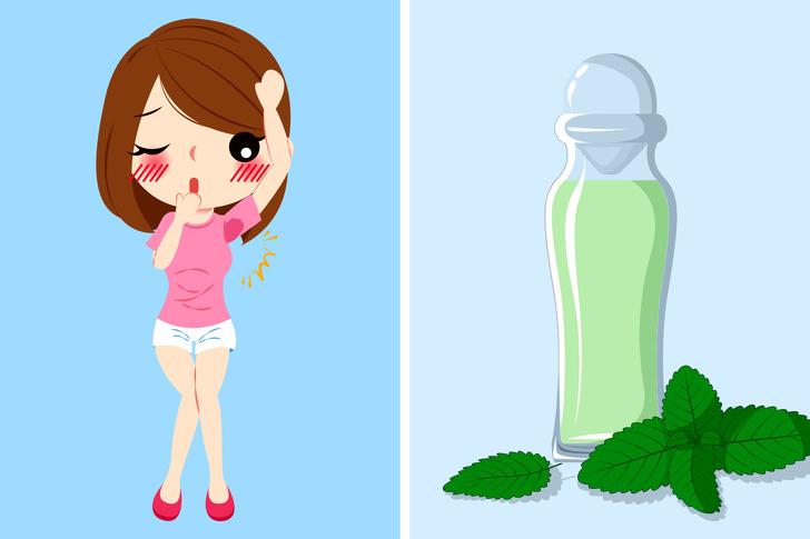 11 продуктов, которые избавят тело от неприятного запаха в два счета