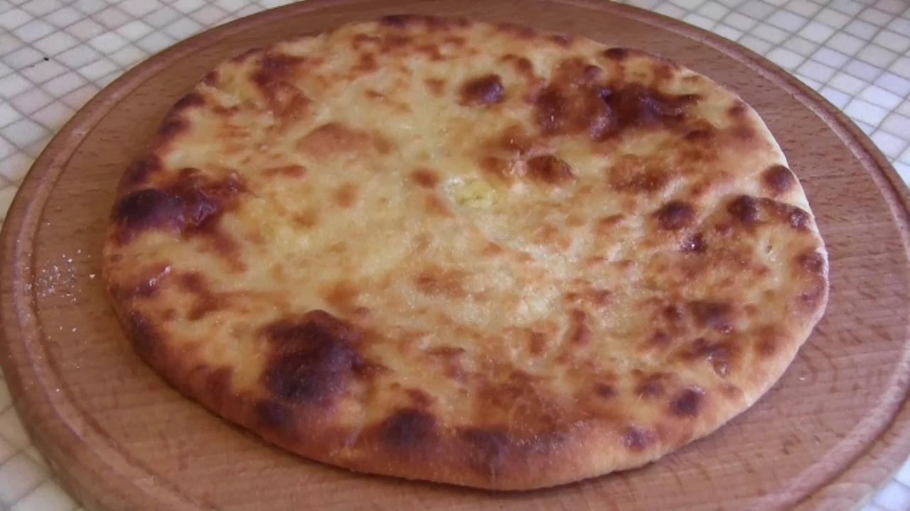 Обалденно вкусные осетинские пироги. Самый простой и быстрый рецепт.